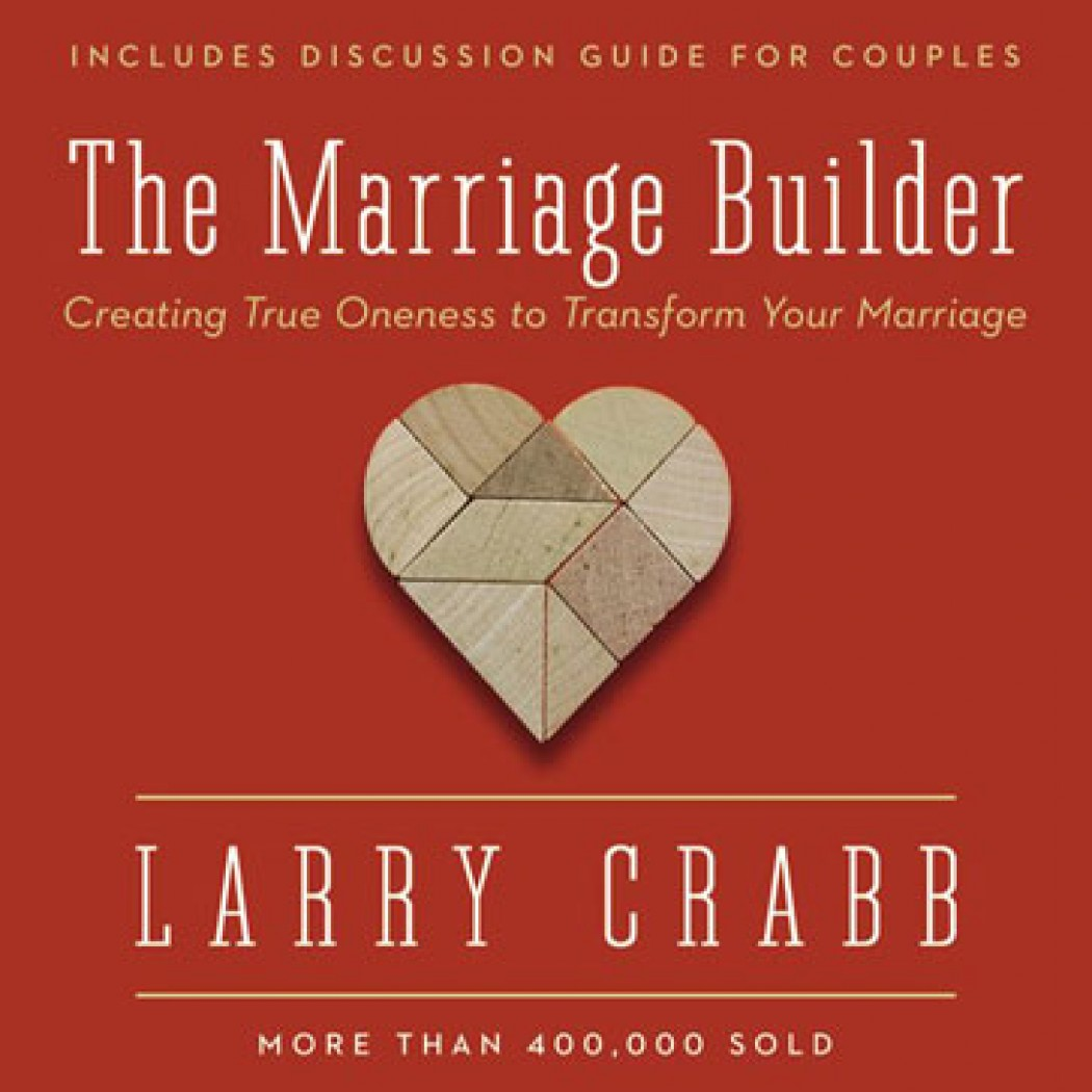 The Marriage Builder by Larry Crabb Audiobook Download - Christian  audiobooks. Try us free.