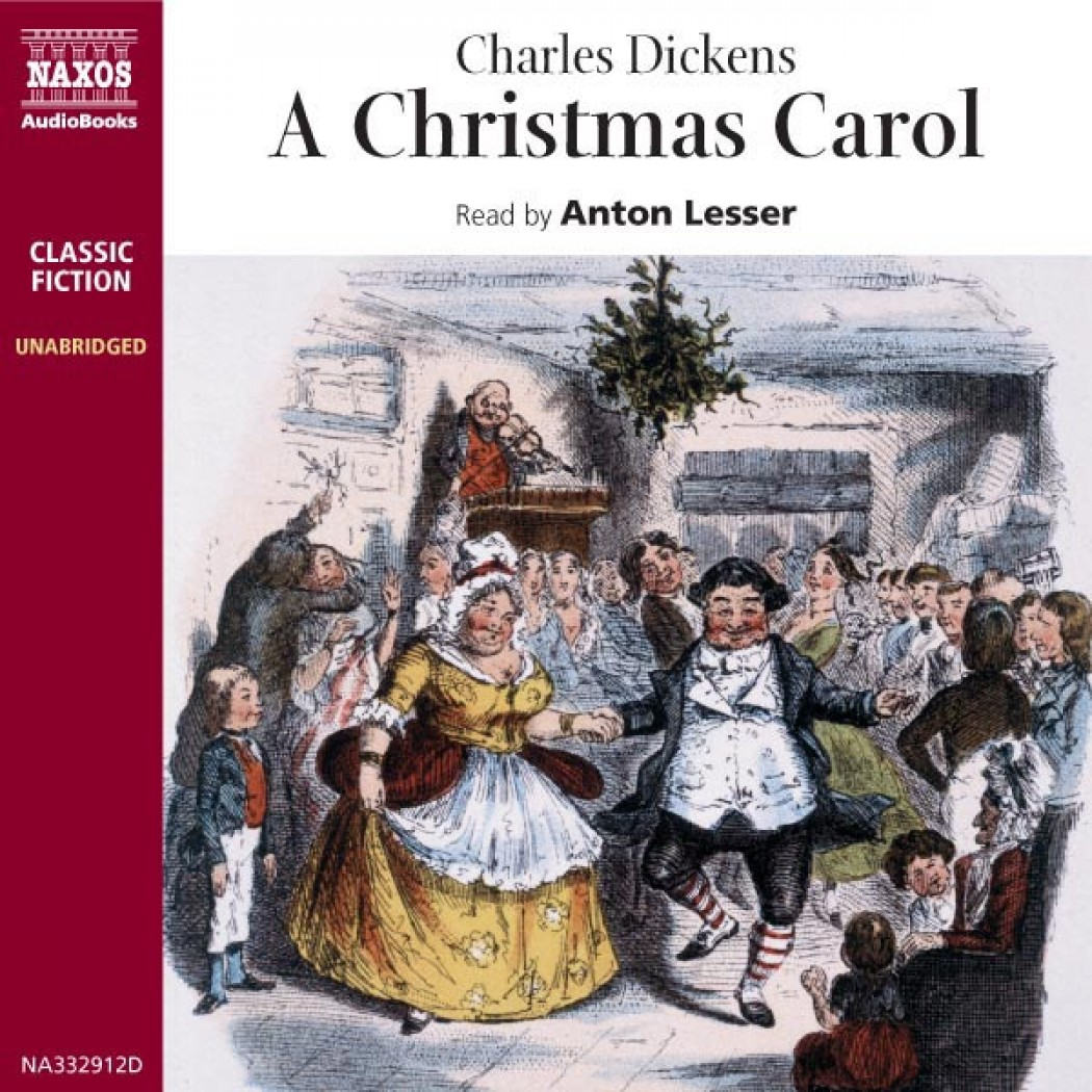 a christmas carol by charles dickens audiobook free