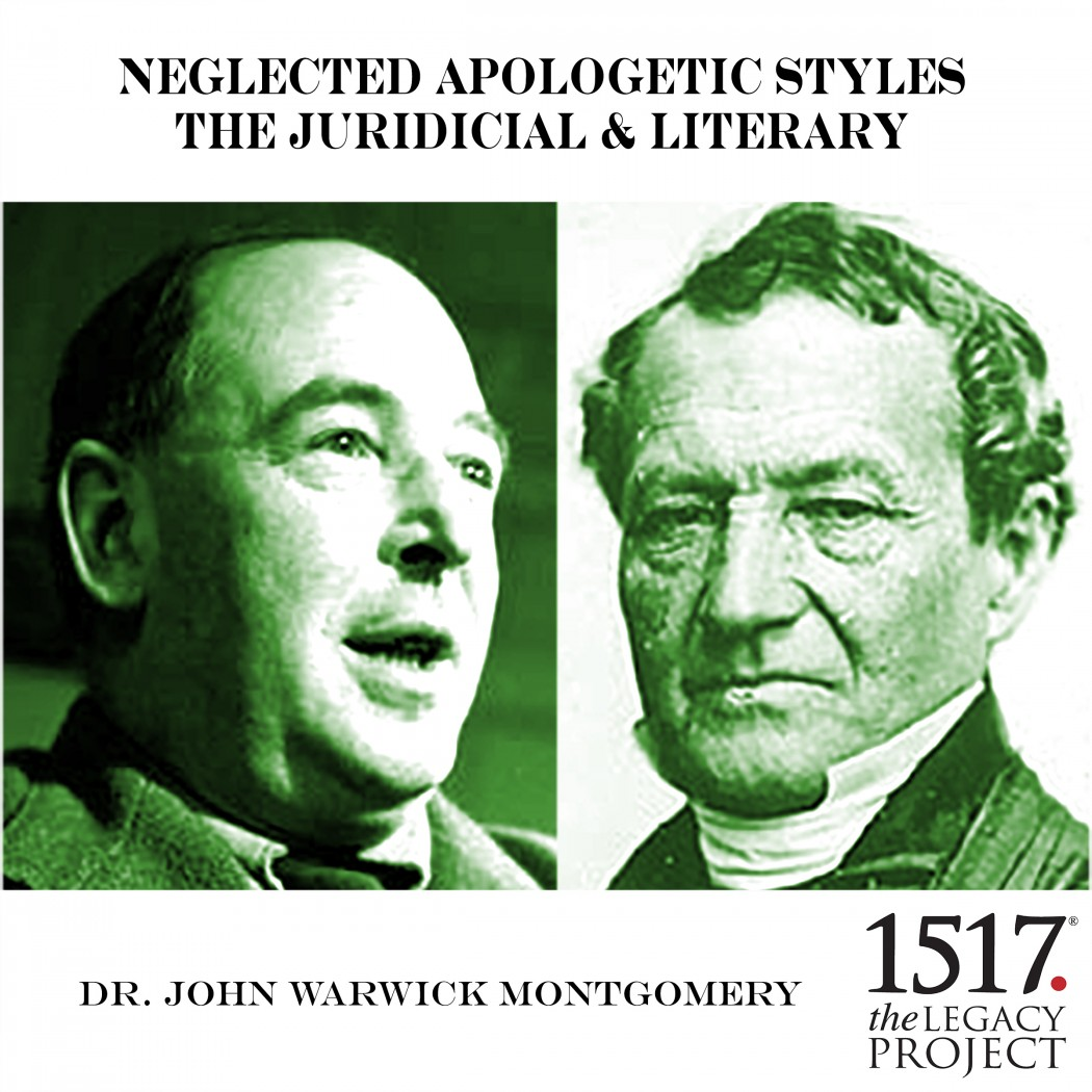 Neglected Apologetic Styles – The Juridicial & Literary