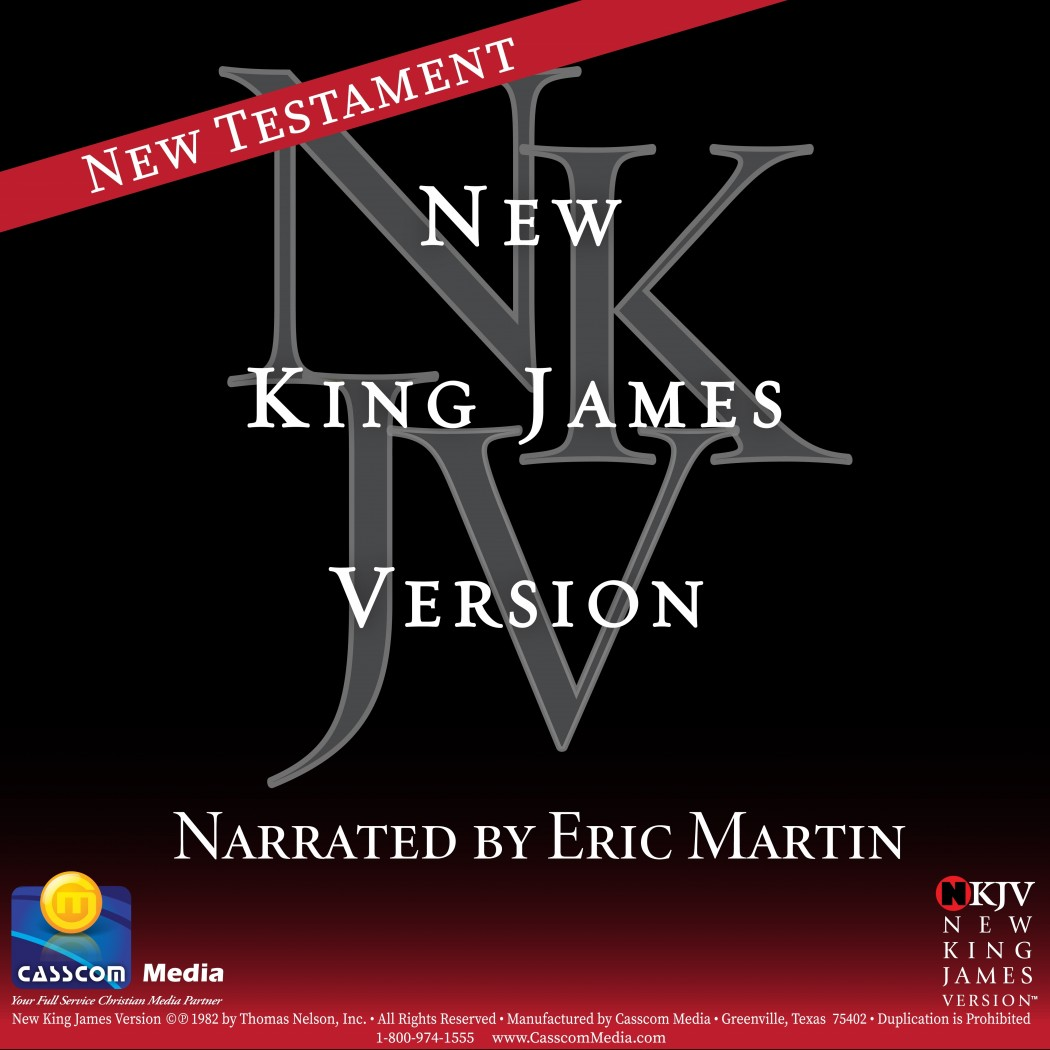New King James Version (NKJV) Audio Bible - New Testament