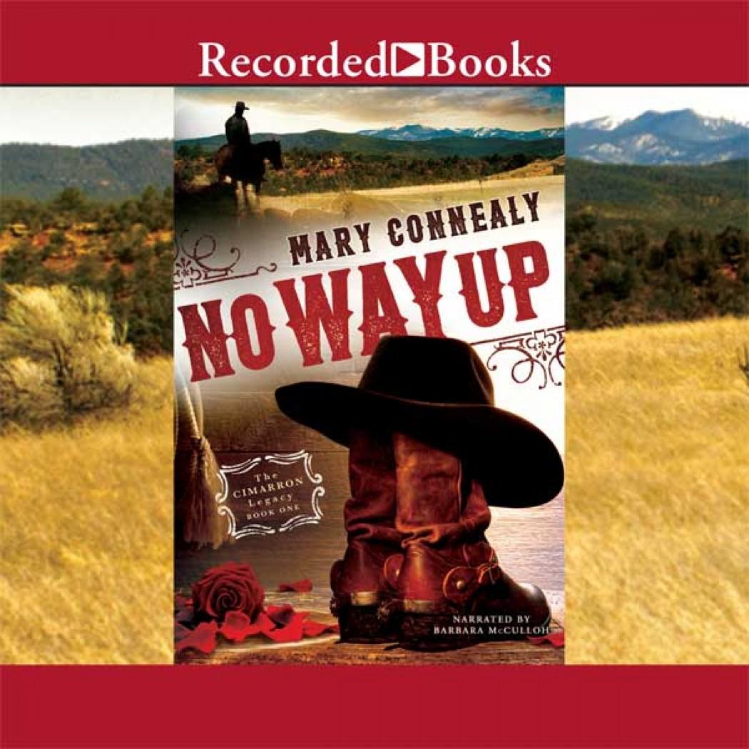 No Way Up (The Cimarron Legacy, Book #1)