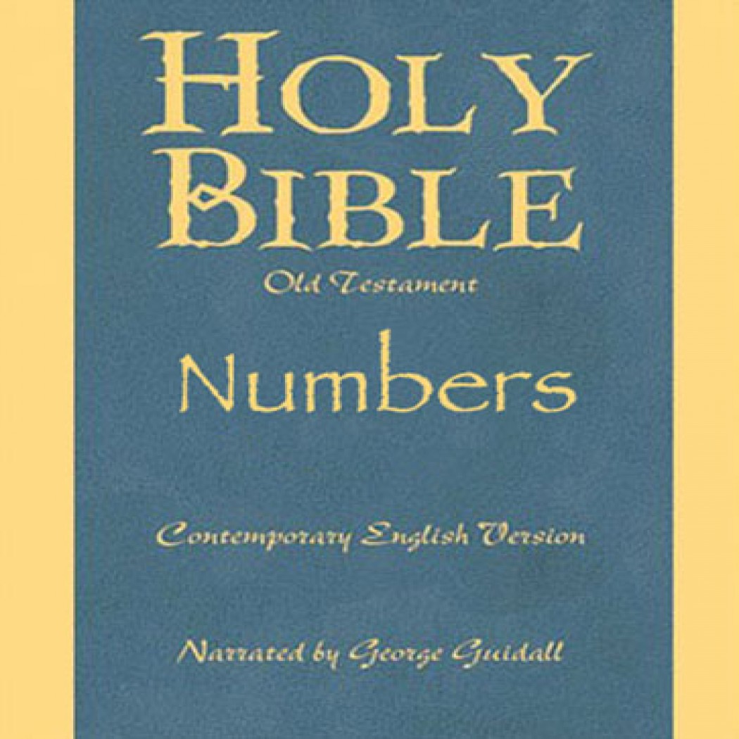 The Holy Bible CEV: Numbers Volume 4