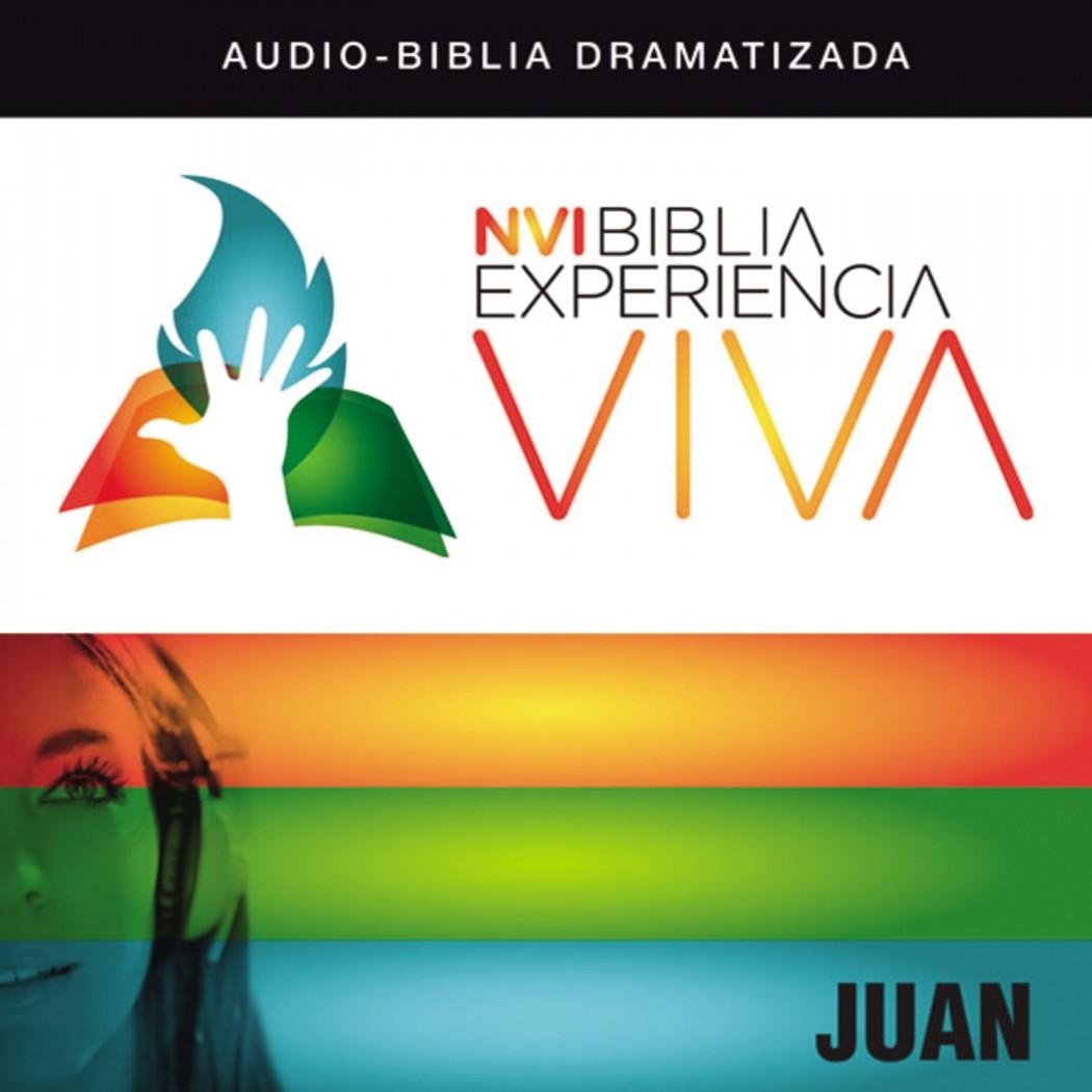 NVI Biblia Experiencia Viva: Juan