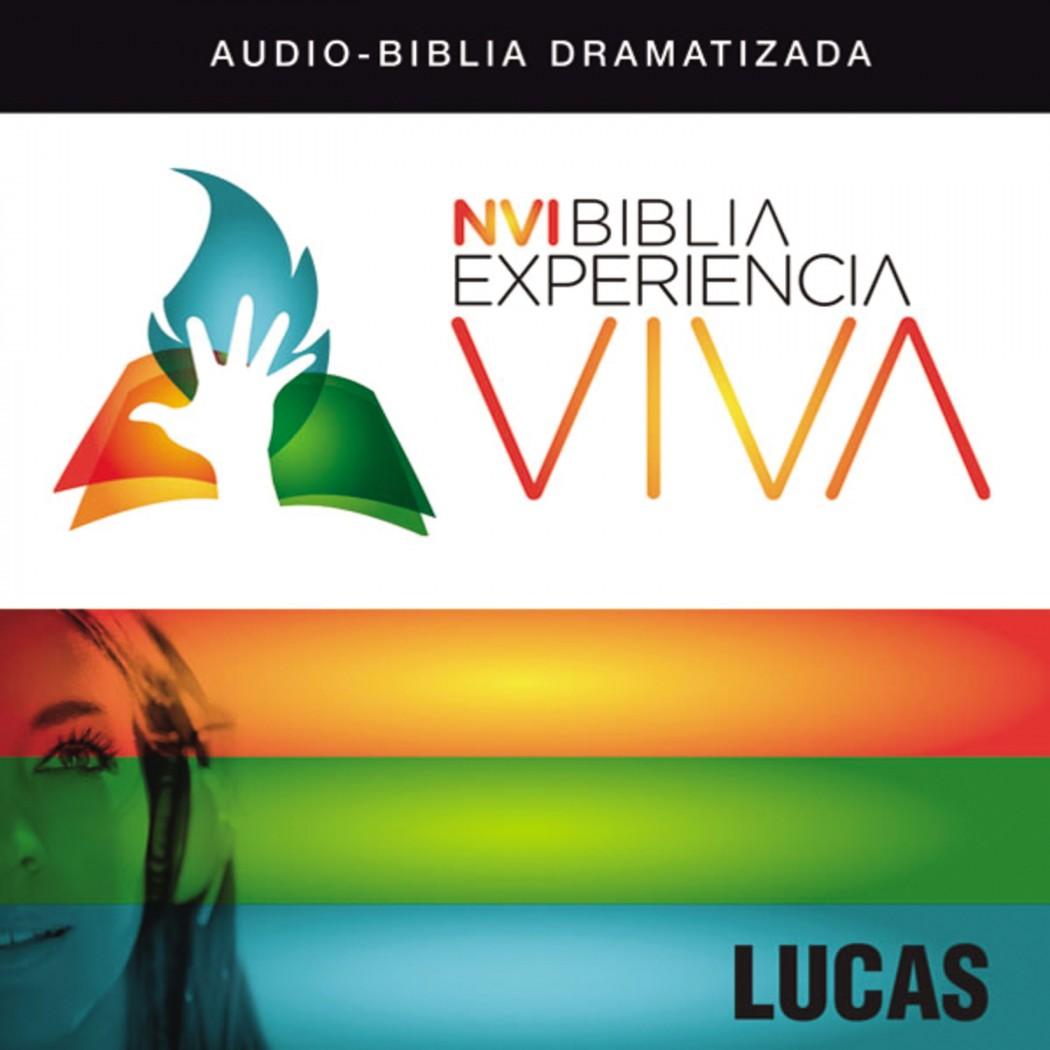 NVI Biblia Experiencia Viva: Lucas