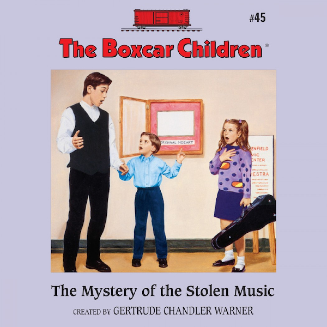 The Mystery of the Stolen Music