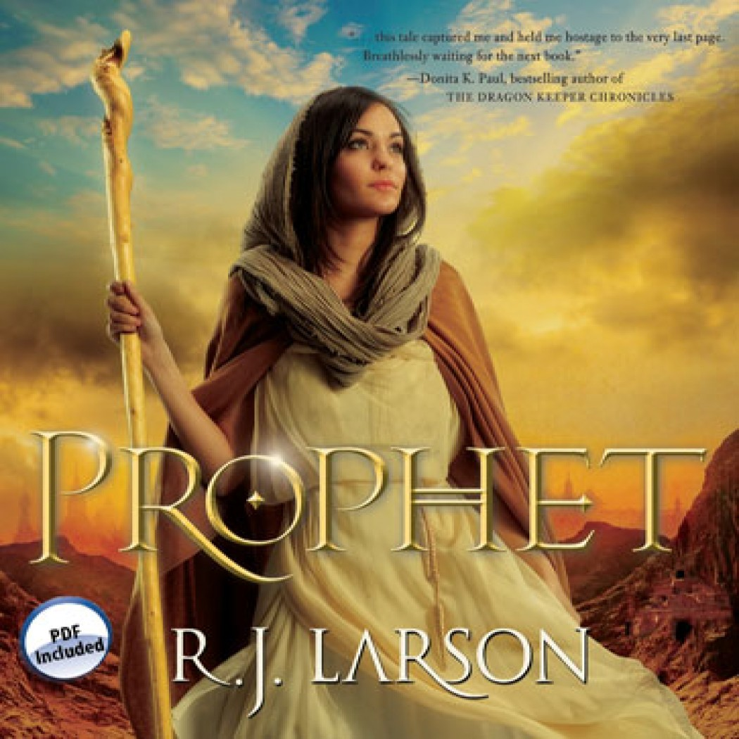 Prophet (Books of the Infinite Series, Book #1)