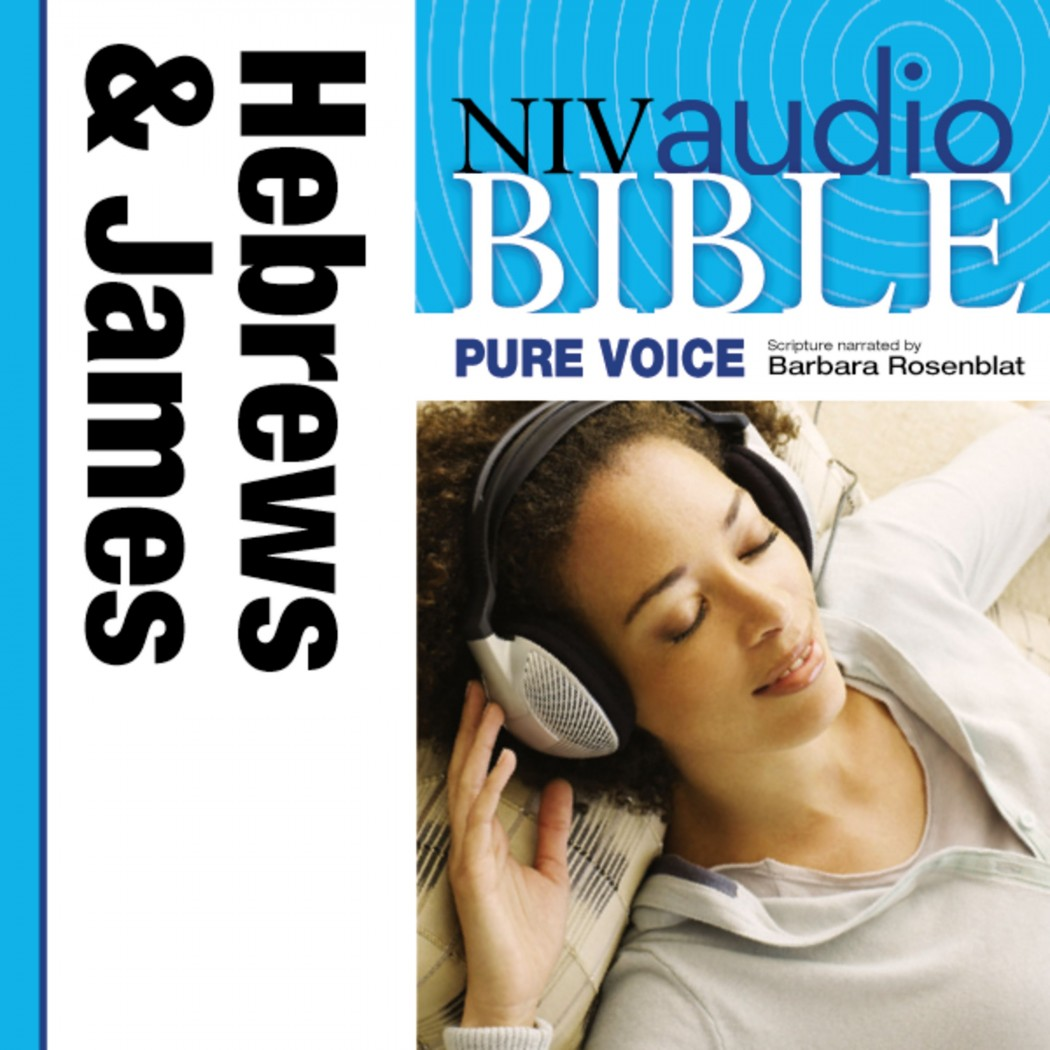 Pure Voice Audio Bible - New International Version, NIV (Narrated by Barbara Rosenblat): (10) Hebrews and James