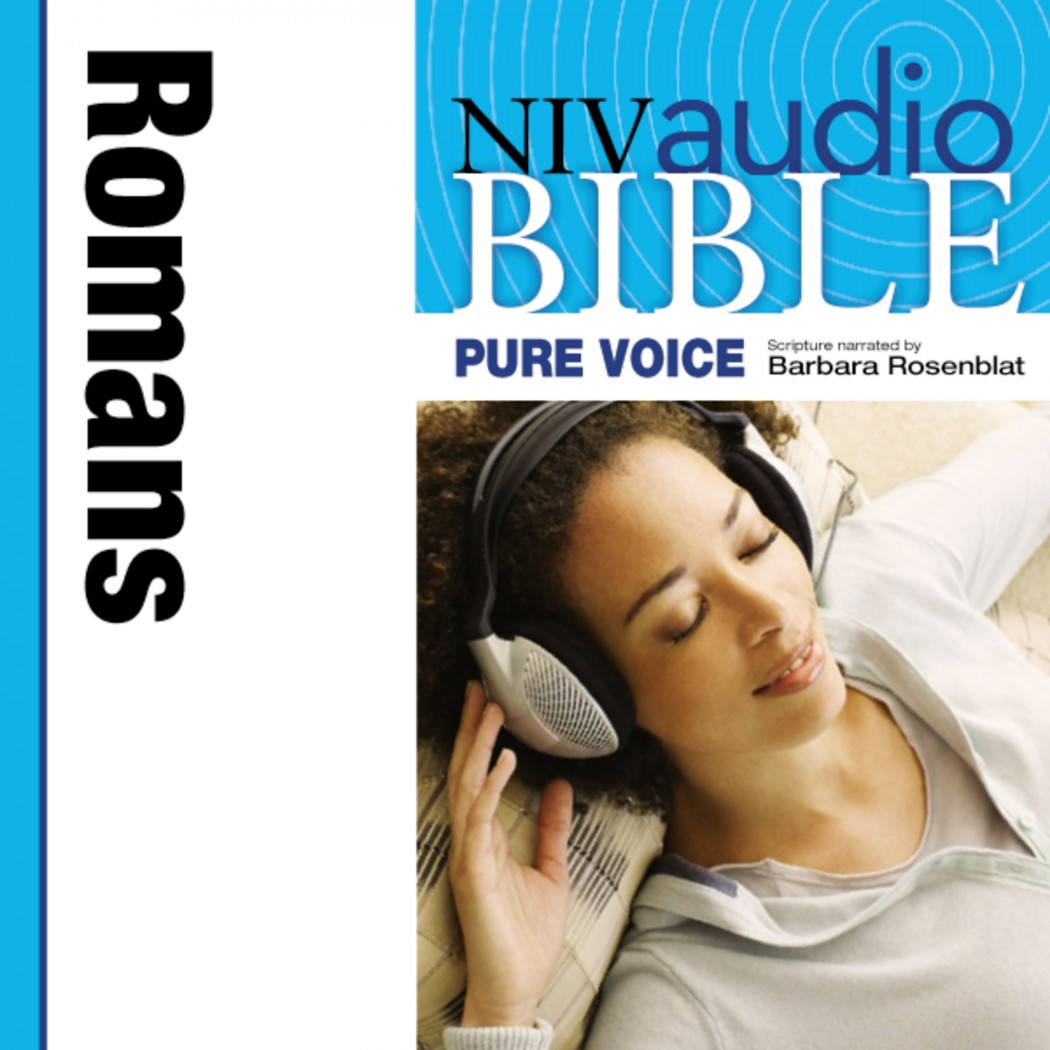Pure Voice Audio Bible - New International Version, NIV (Narrated by Barbara Rosenblat): (06) Romans