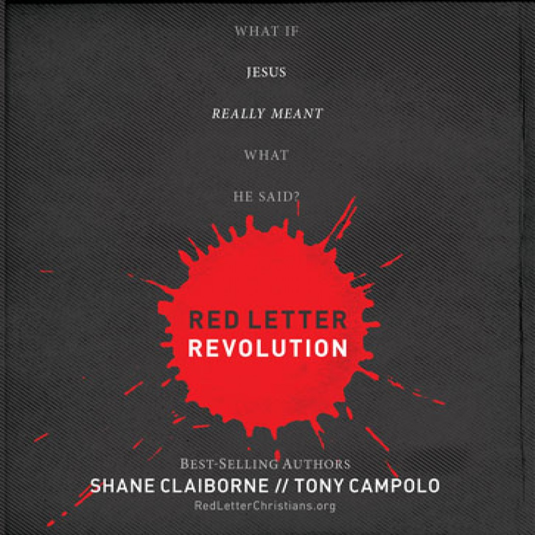 Red Letter Revolution by Shane Claiborne Audiobook Download