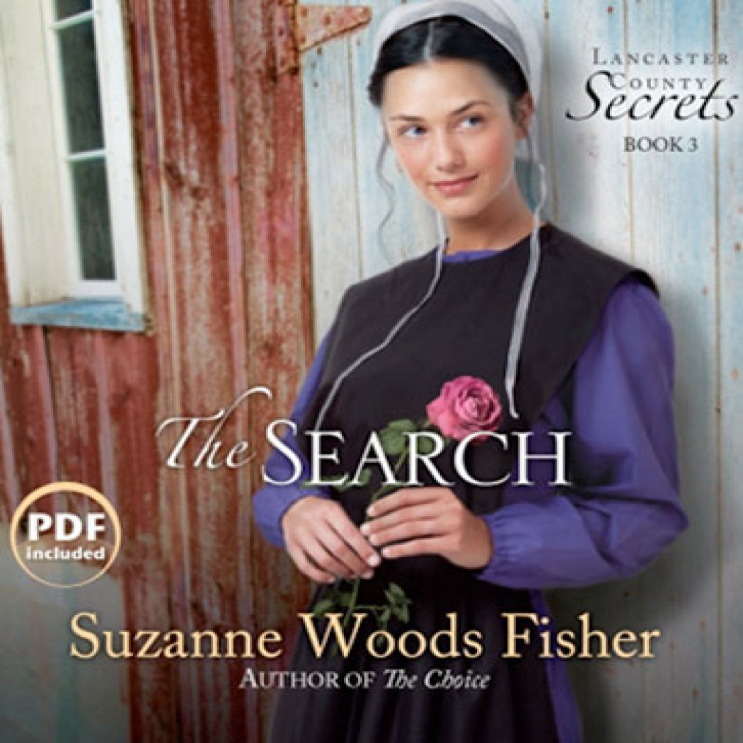The Search (Lancaster County Secrets Series, Book #3)