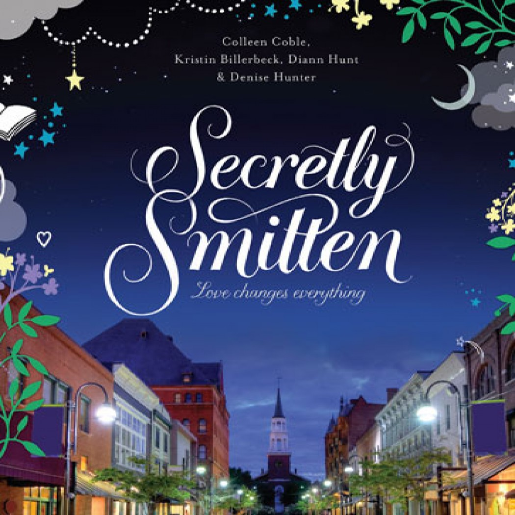 Secretly Smitten (The Smitten Collection, Book #2)