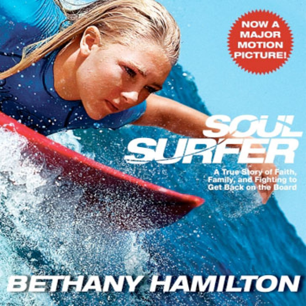 Book review on soul surfer