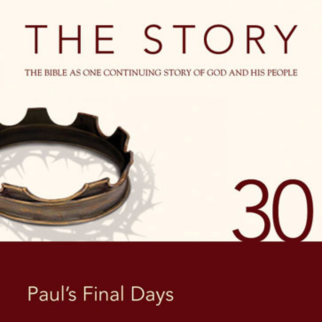 The Story Chapter 30 (NIV)