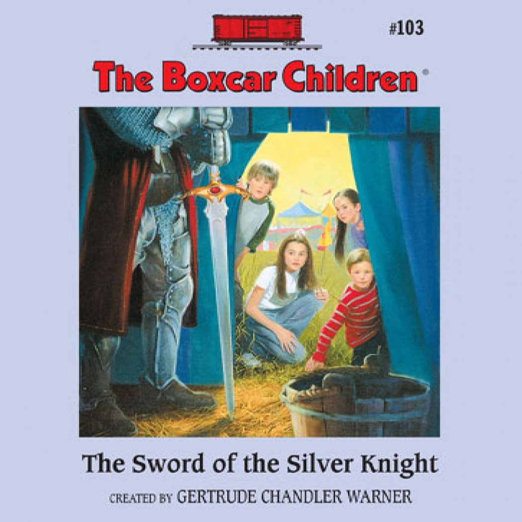 The Sword of the Silver Knight