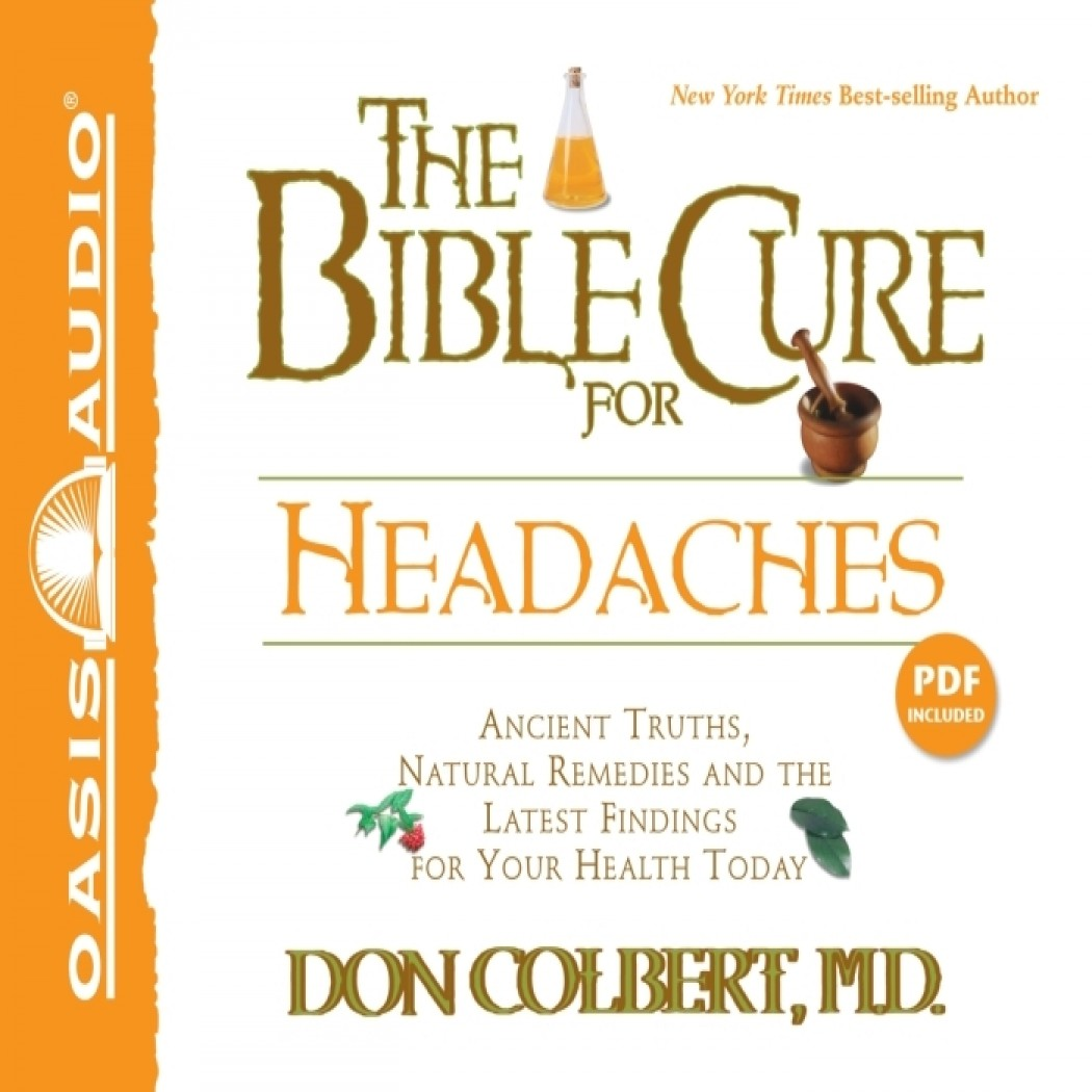 The Bible Cure for Headaches (Bible Cure)