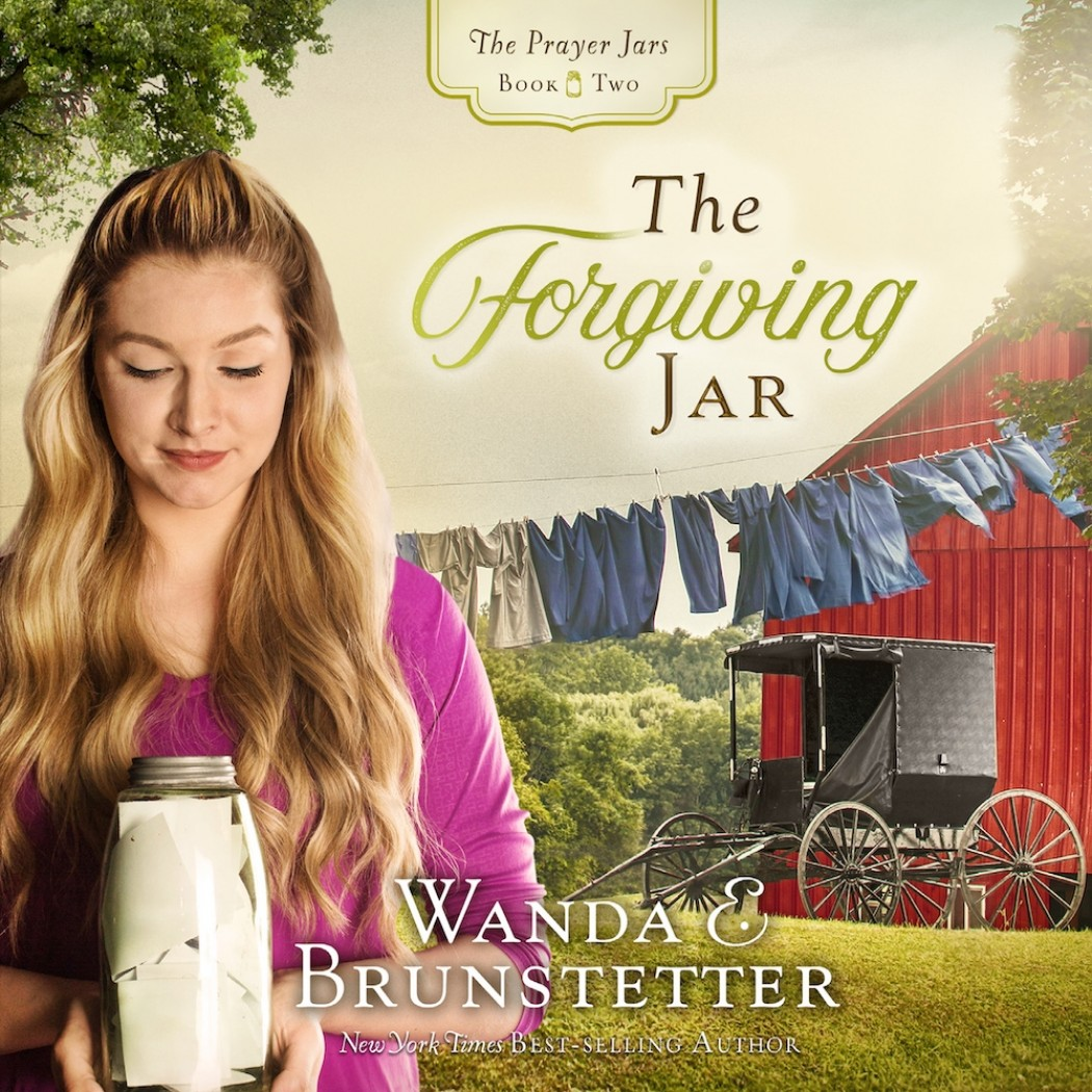 The Forgiving Jar (The Prayer Jars, Book #2)