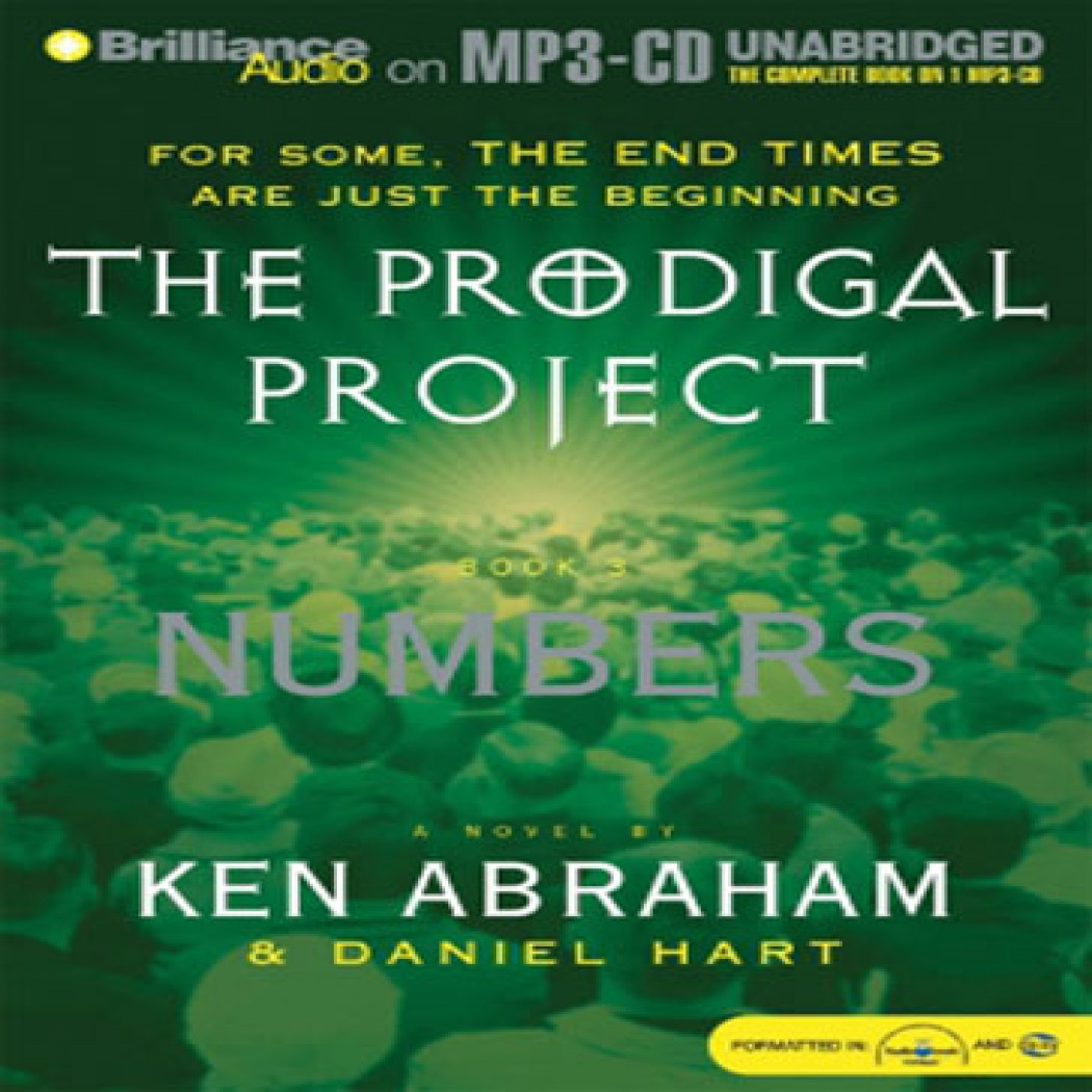 The Prodigal Project: Numbers