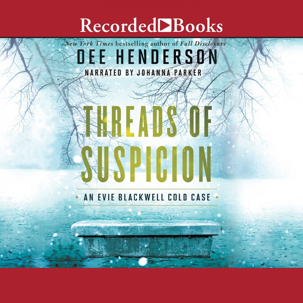 Threads of Suspicion (Evie Blackwell Cold Case, Book #2)