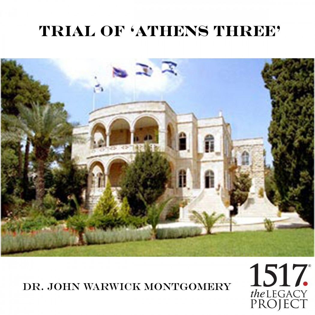 """Trial of """"Athens 3"""""""