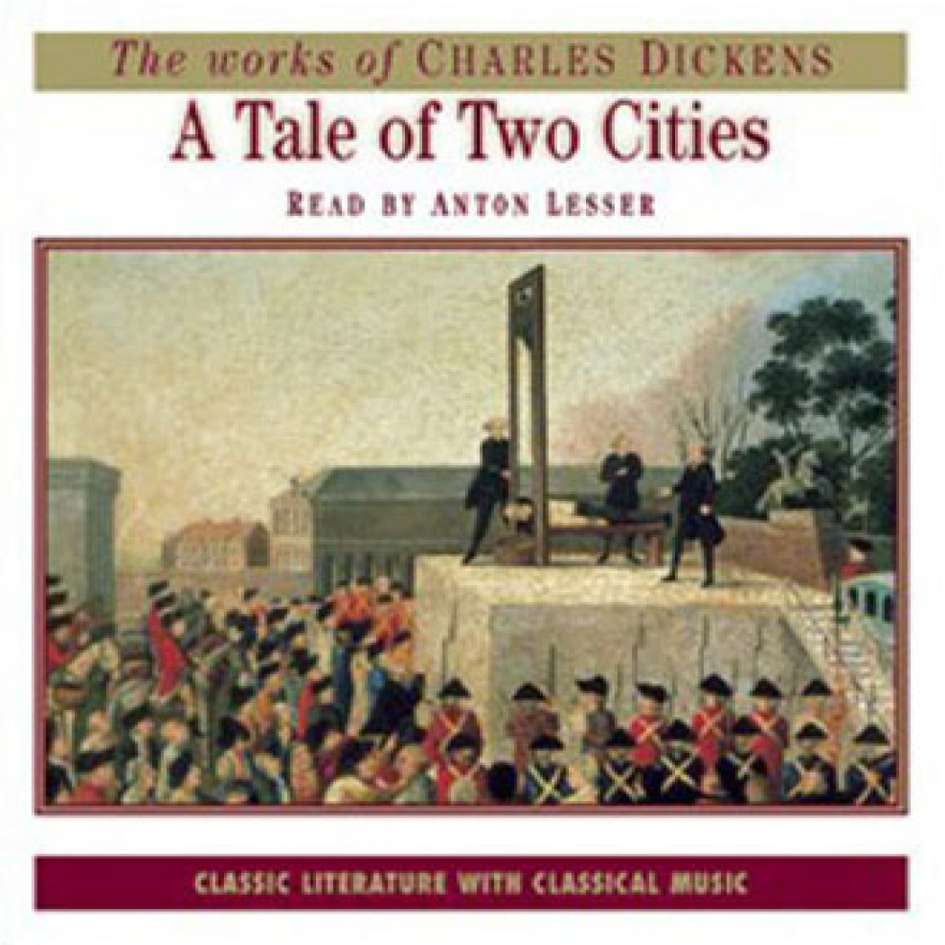 A Tale of Two Cities Novel by Charles Dickens | PDF Free ...