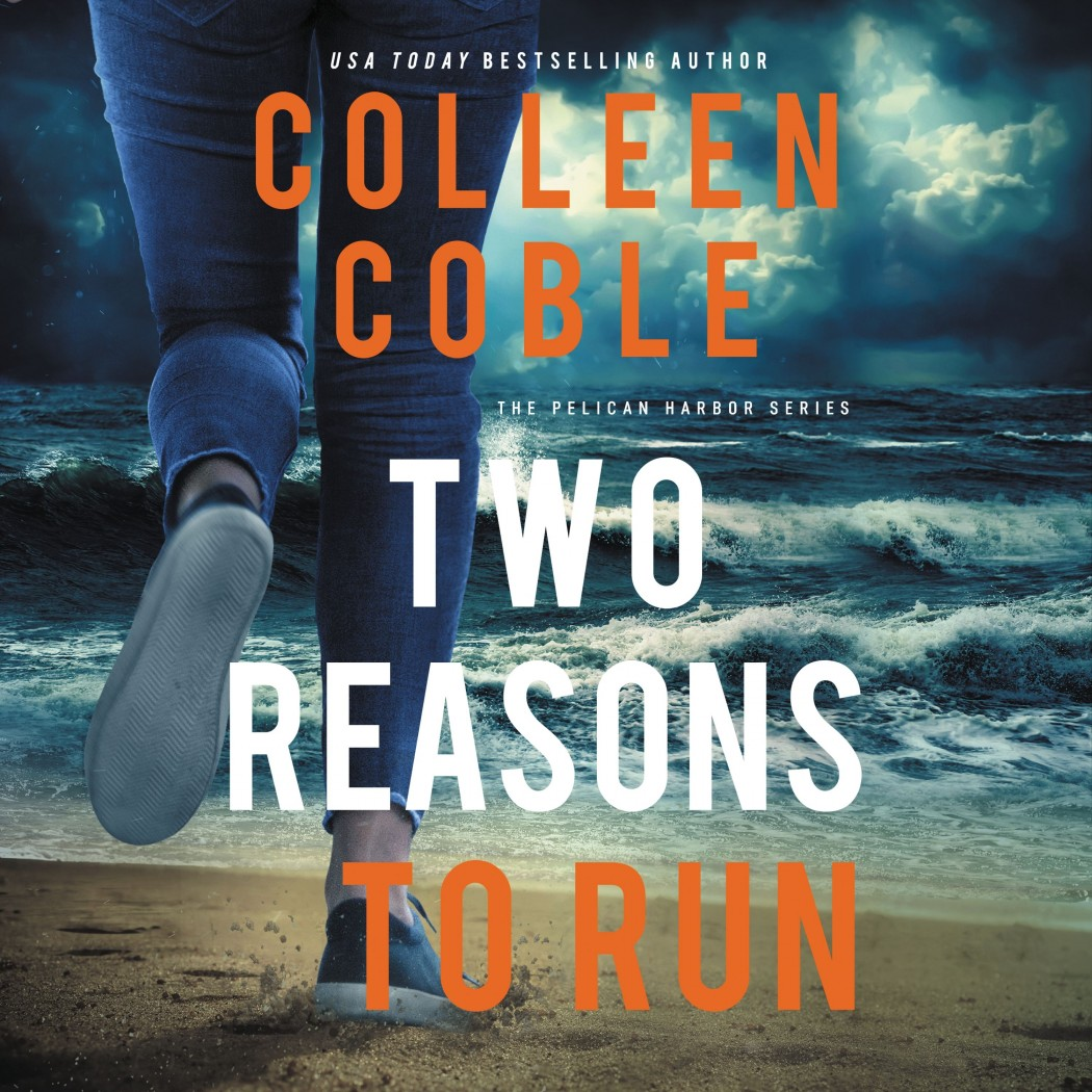 Two Reasons to Run (The Pelican Harbor Series, Book #2)