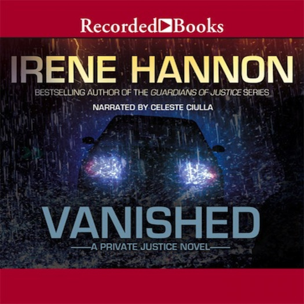 Vanished (Private Justice Series, Book #1)