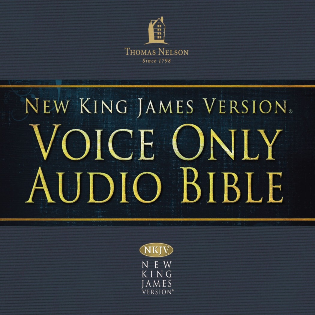 Voice Only Audio Bible - Mark