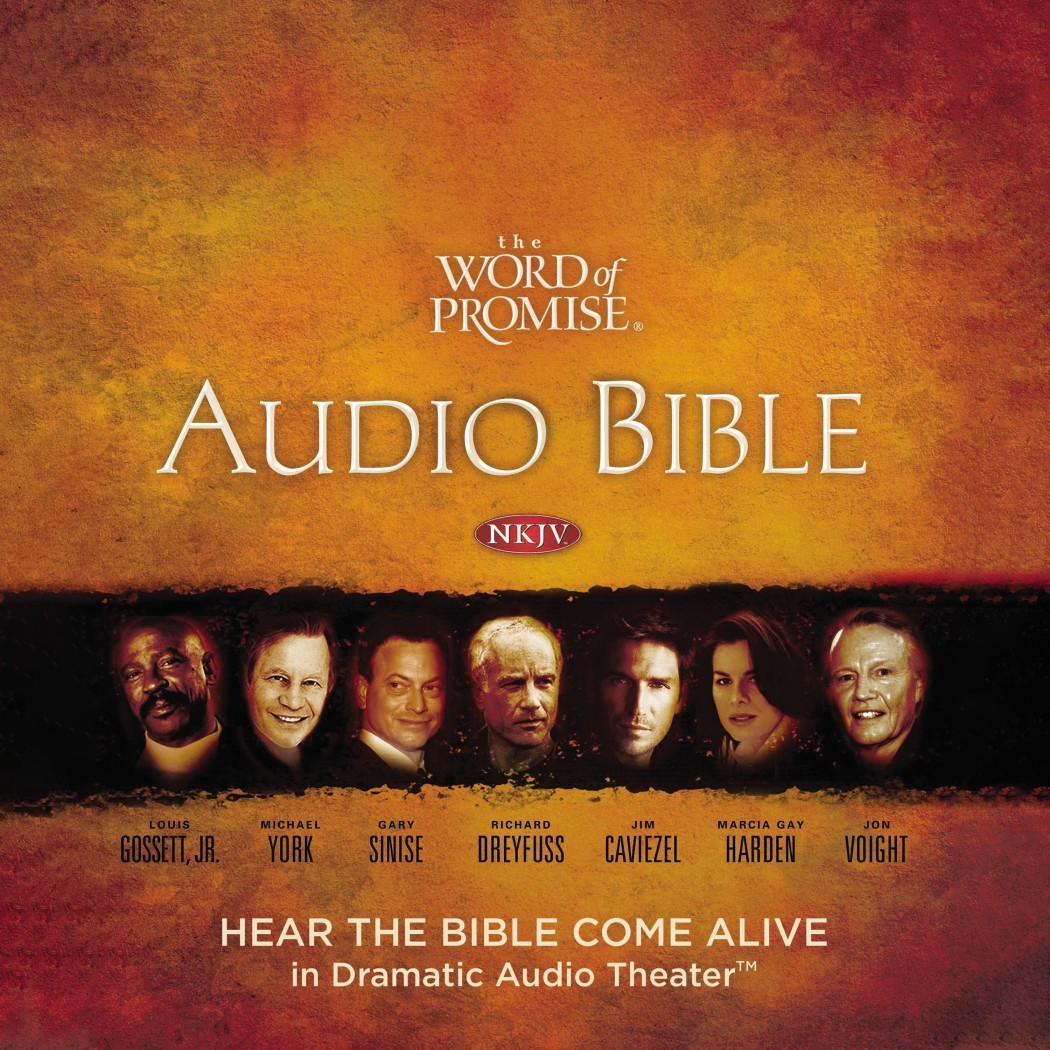 The Word of Promise Audio Bible - New King James Version, NKJV: (27) John