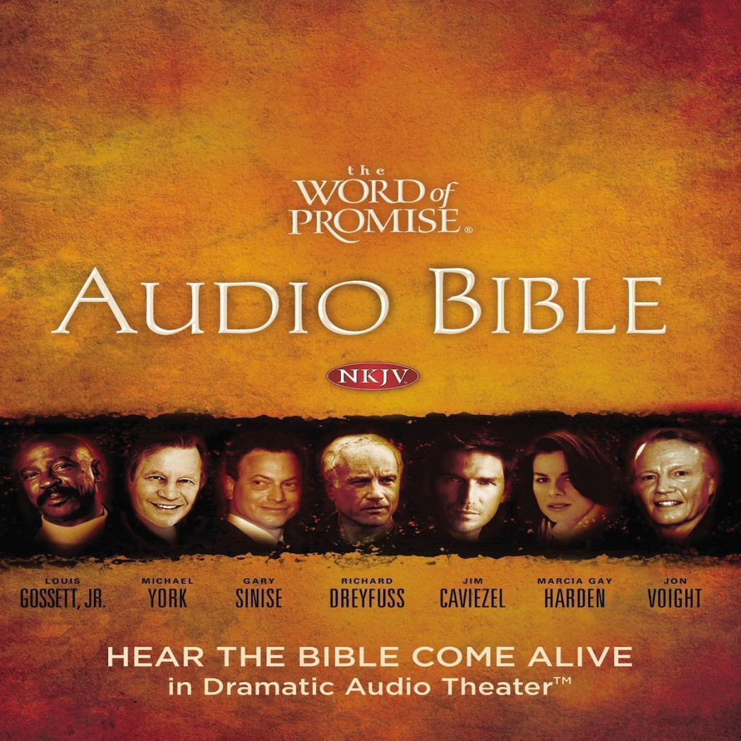 Word of Promise Audio Bible - New King James Version, NKJV: (16) Psalms