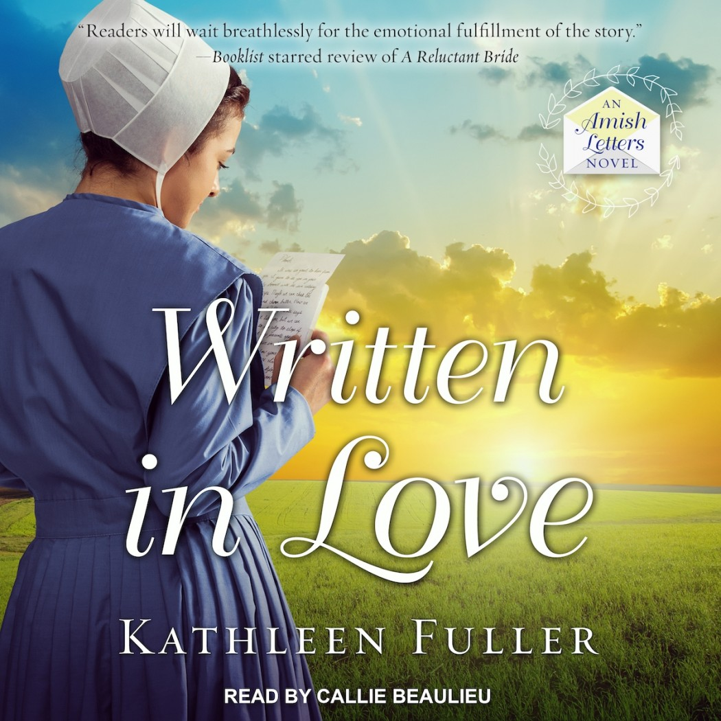 Written in Love (An Amish Letters Novel, Book #1)