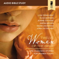12 Women of the Bible: Audio Bible Studies