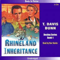 Rhineland Inheritance (Rendezvous With Destiny Series, Book #1)