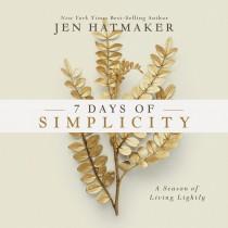 7 Days of Simplicity