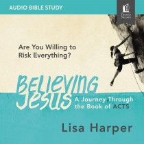 Believing Jesus Audio Study