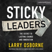 Sticky Leaders
