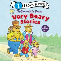 The Berenstain Bears Very Beary Stories (Berenstain Bears/Living Lights)