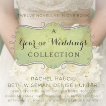 A Year of Weddings (A Year of Weddings Novella)