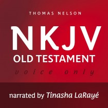 Voice Only Audio Bible - New King James Version, NKJV (Narrated by Tinasha LaRaye): Old Testament