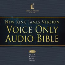 Voice Only Audio Bible - New King James Version, NKJV