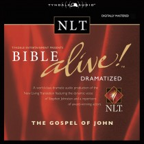 Bible Alive! NLT Gospel of John