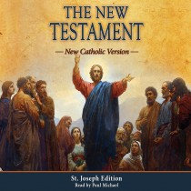 The New Testament: New Catholic Version