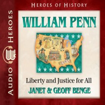 William Penn (Heroes of History Series)