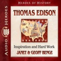 Thomas Edison (Heroes of History Series)