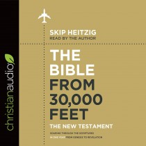 The Bible from 30,000 Feet: New Testament