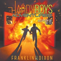 Deception on the Set (Hardy Boys Adventures, Book #8)