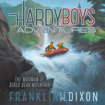 The Madman of Black Bear Mountain  (Hardy Boys Adventures, Book #12)