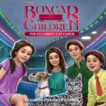 The Celebrity Cat Caper (The Boxcar Children Mysteries #143)