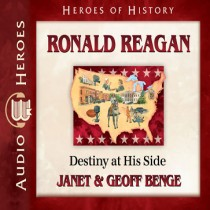 Ronald Reagan (Heroes of History)