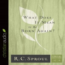 What Does It Mean to Be Born Again? (Series: Crucial Questions, Book #6)