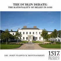 The Dublin Debate: The Rationality Of Belief In God